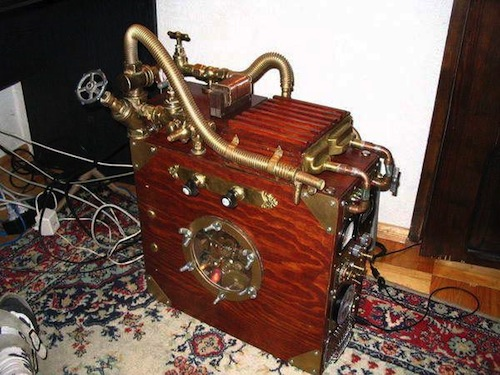 10 Awesome Steampunk Computer Case Mods – Computer Science ...