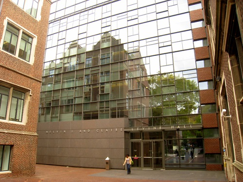 20. Department of Computer and Information Science, University of Pennsylvania - Philadelphia, Pennsylvania
