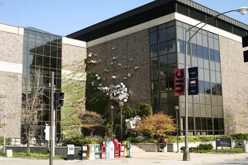 26. Department of Computer Science, University of Illinois at Chicago - Chicago, Illinois