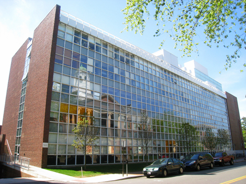 6. Harvard School of Engineering and Applied Sciences, Harvard University - Cambridge, Massachusetts