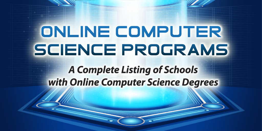 Online Computer Science Programs
