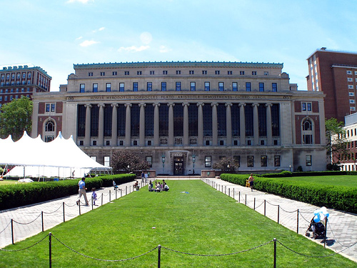 Columbia University New York Best AI Engineering Schools