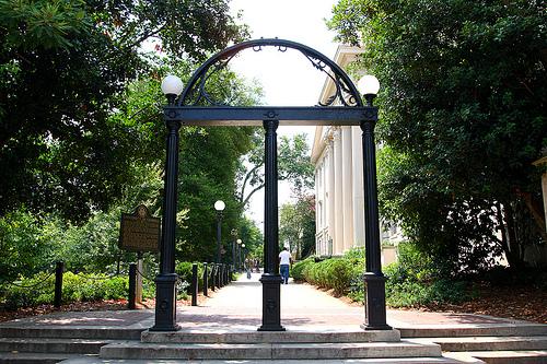 University of Georgia Best AI Engineering Schools