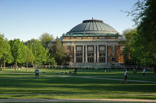 University of Illinois Urbana Champaign Best AI Engineering Schools