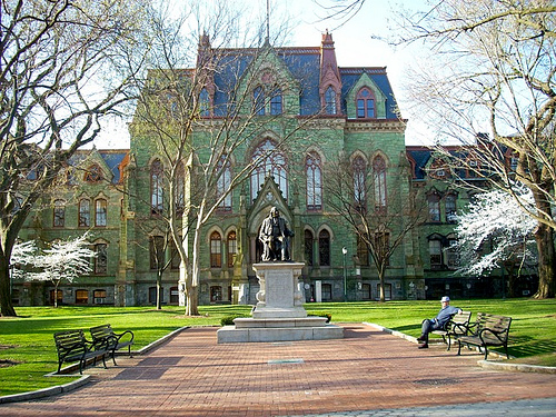 University of Pennsylvania Best AI Engineering Schools