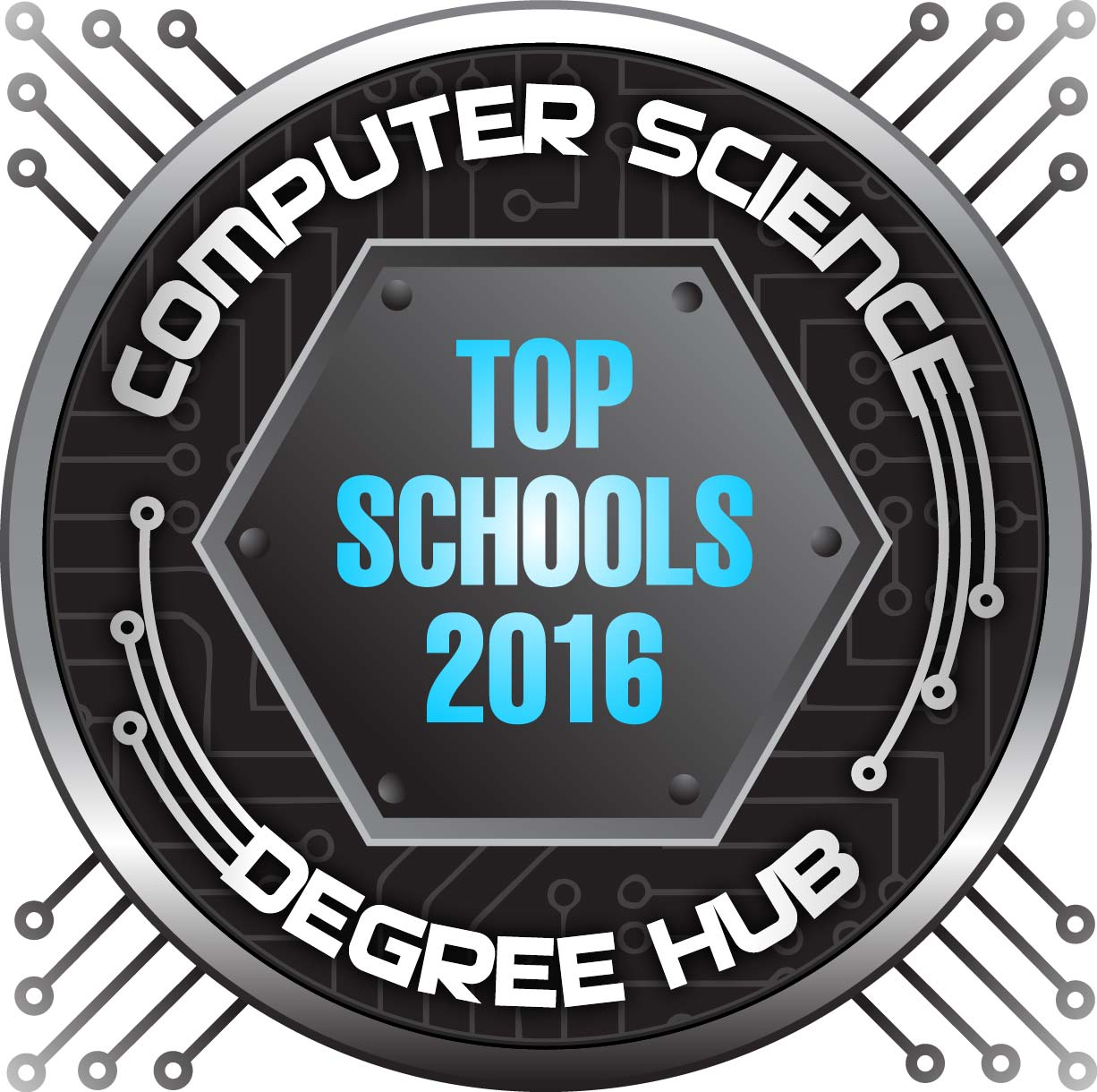Top 20 artificial intelligence engineering schools in the us computer science degree hub top schools 2016 click here for high resolution badge solutioingenieria Choice Image