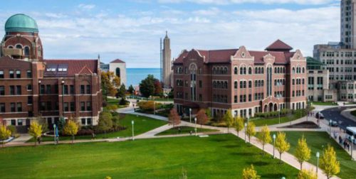Loyola Chicago-Top 10 Online Information Technology Degrees