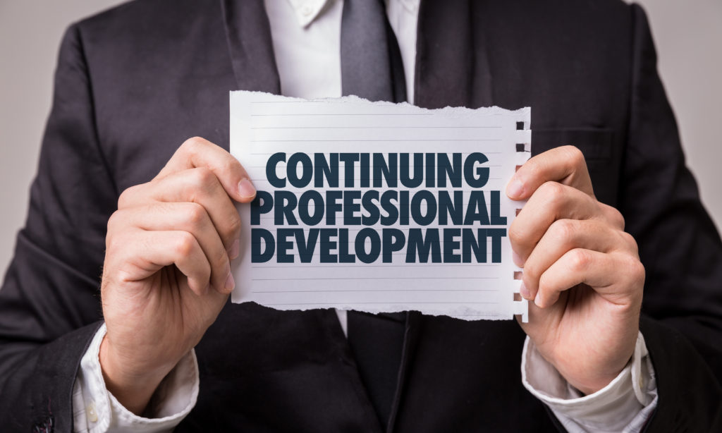 How Does an IT Professional Keep Up with Changing Technology