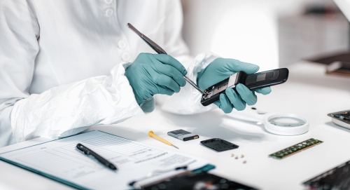 Forensics With a Computer Science Degree?