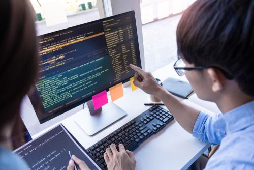 becoming a software developer